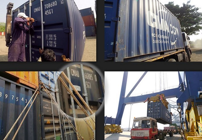 CMA CGM Traxens Logistics Technology: CMA CGM ships first