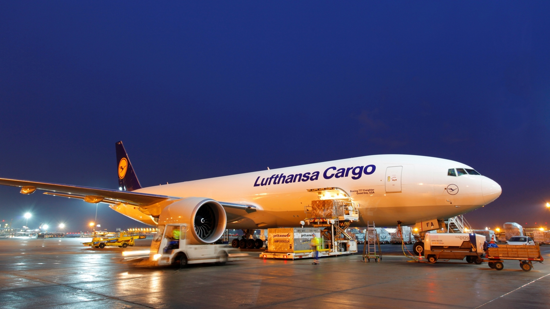 Air Freight Cargo Services | Agility |Cargo Air Freight