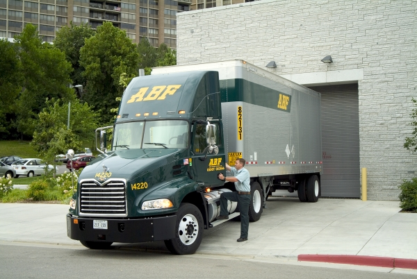 ABF Freight System truck