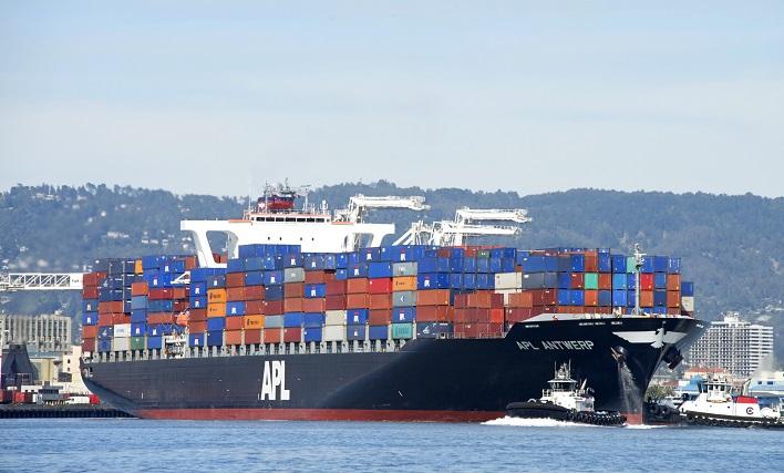 An APL ship.
