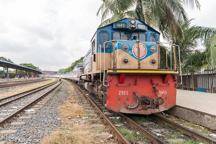 Bangladesh Exports: ADB oks $360M loan for Bangladesh rail
