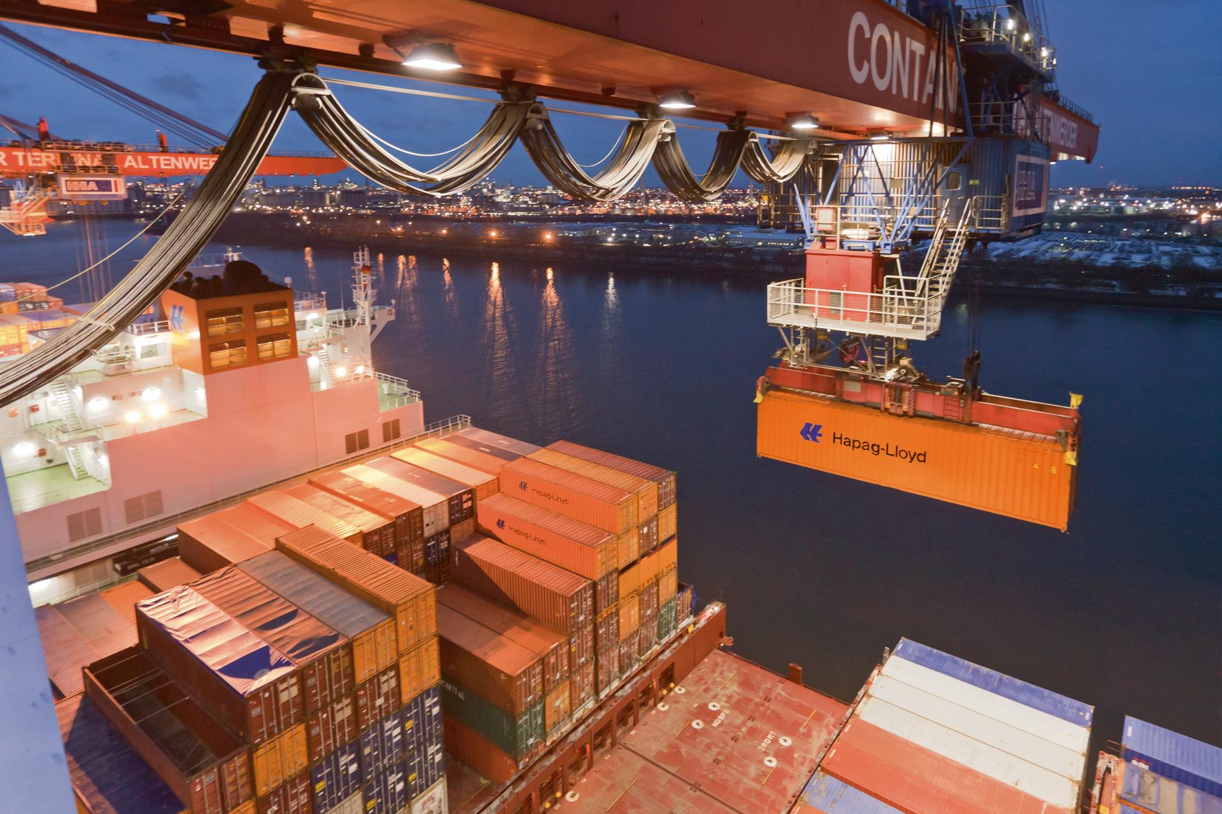Gedanken an kauf verkauf am besten wählen Container carriers: Hapag-Lloyd ups expectations on new strategy