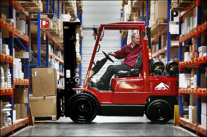 CEVA Logistics, Anji expand China joint venture