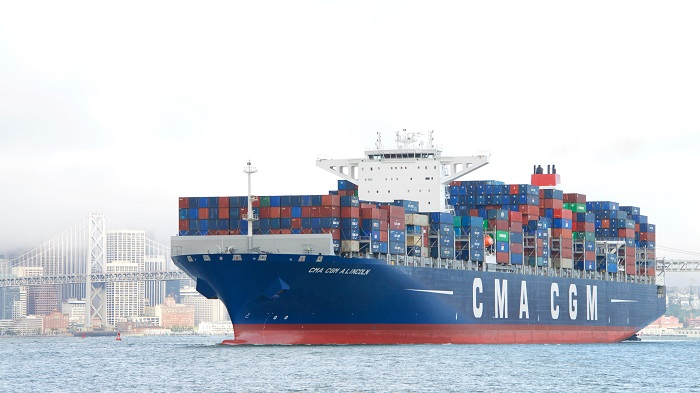 cma cgm reportedly close to buying santos terminal cma cgm said to