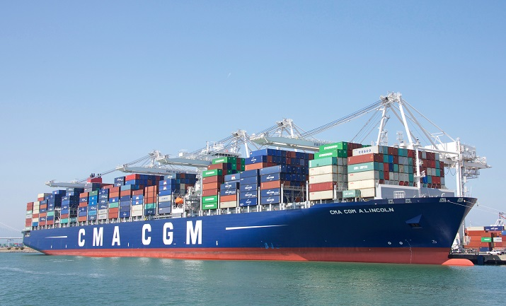 Technology and Global Trade: Container lines double down on ...