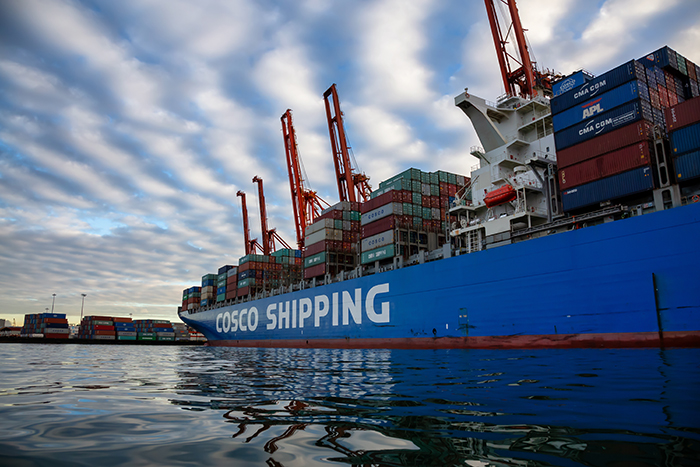 Container carriers: Asian lines reveal diverging logistics
