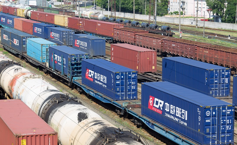 china europe rail shippers move from ad hoc to contracts joc com