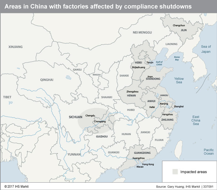 Importers warned closed Chinese factories may never reopen