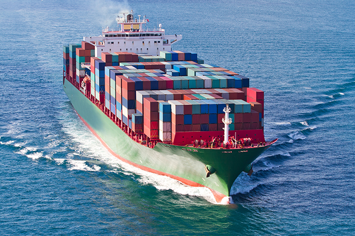 Container carriers: Trans-Pacific reliability rising from