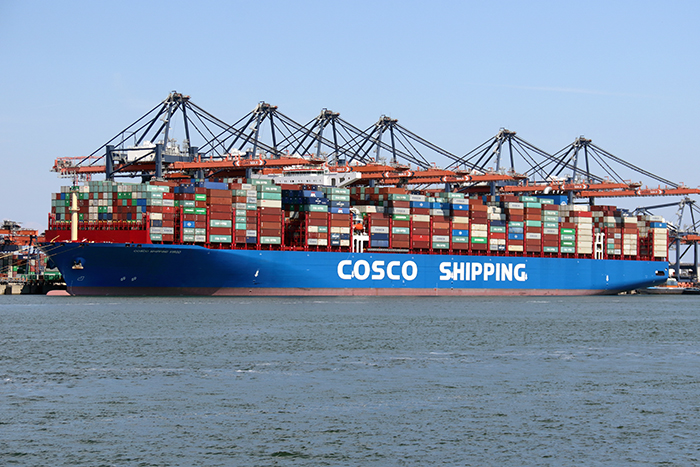Container carriers: Cosco accelerates logistics push beyond ocean, ports