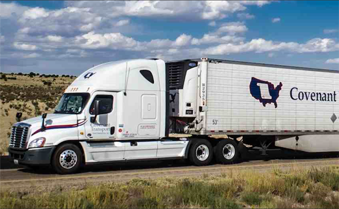 Declining volumes undercut US truckload rates | JOC com