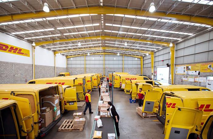 E-commerce delivers DHL record second quarter