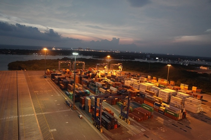 More Major Ports cutting dwell times via efficiency programs like DPD & DPE