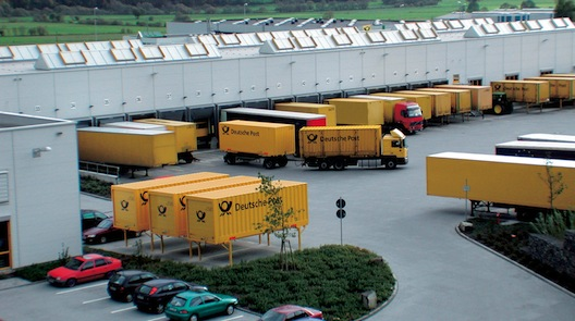 Deutsche Post center