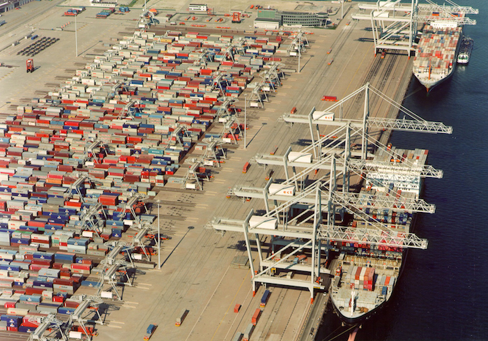 Rotterdam Congestion Forces Hapag-Lloyd To
