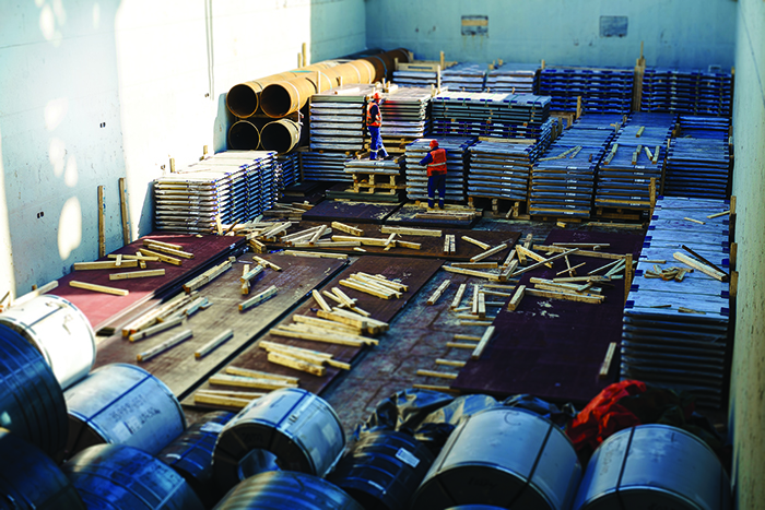 Project cargo: Enhanced enforcement of ISPM 15 costing US importers