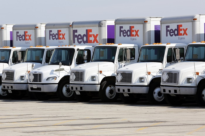 Us Trucking News Fedex Names New Freight Division President