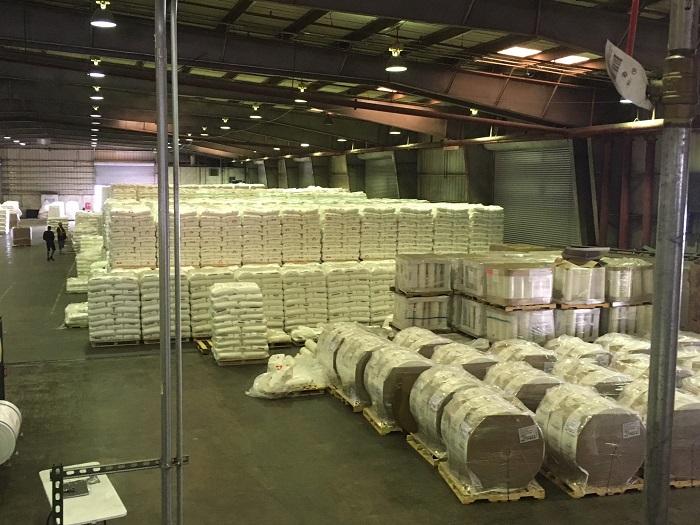 Resin Exports: Charleston, Savannah nibble larger share of resin