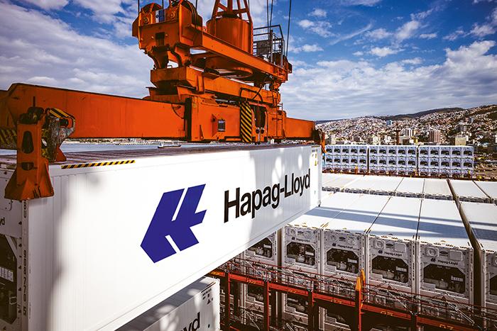 Sonderkauf ungleich in der Leistung das beste Global-Containers: Hapag-Lloyd's reefers to bear tracking ...