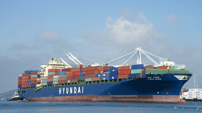 Mega-ships order gives HMM third-largest orderbook | JOC com