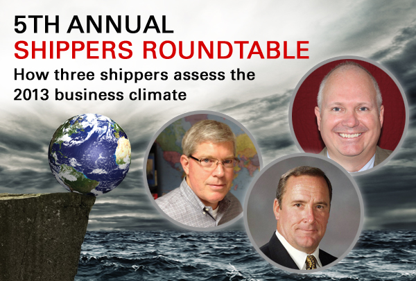Fifth Annual Shippers Roundtable.