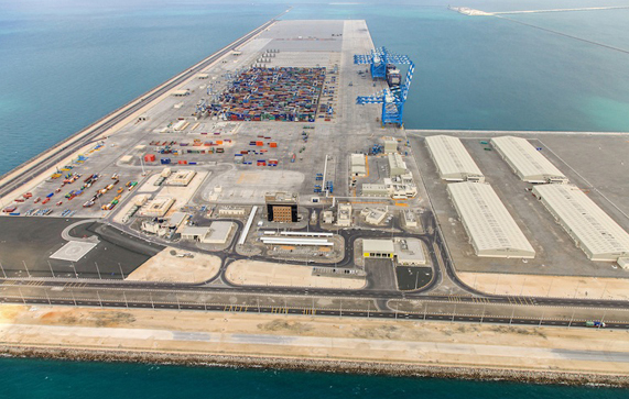 How Khalifa Port Could Evolve Into Mideast Hub | JOC com