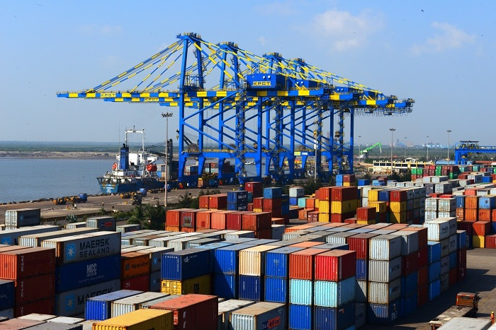 Krishnapatnam Port's lower charges driving transhipment gains | JOC.com