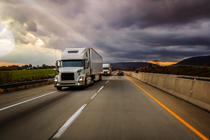 US trucking: Small carriers feel pinch as pricing drops