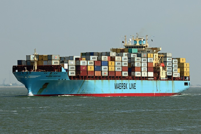 Acquisition of Hamburg Süd a positive contributor to growth: Maersk