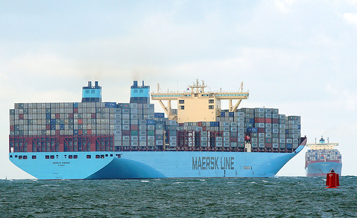 Maersk Line resumes Tianjin service