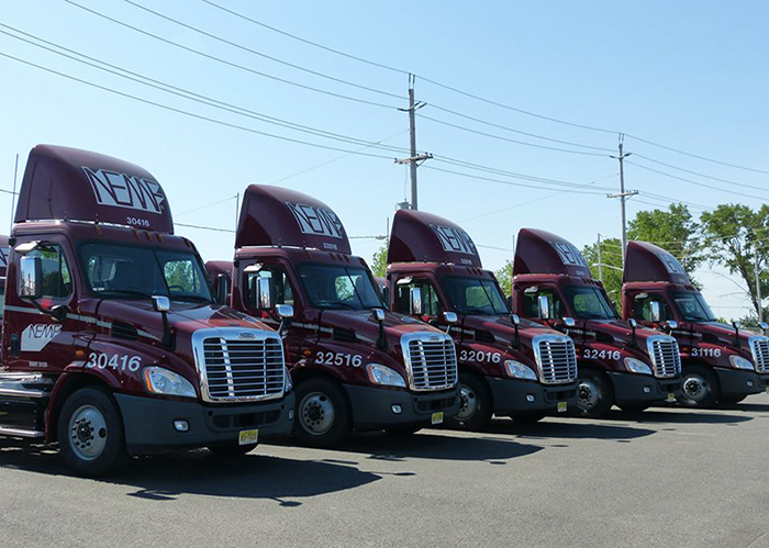 Northeast US LTL trucker NEMF to shut down