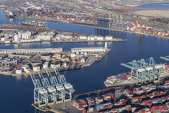 US ports: LA terminal automation delayed, but not derailed