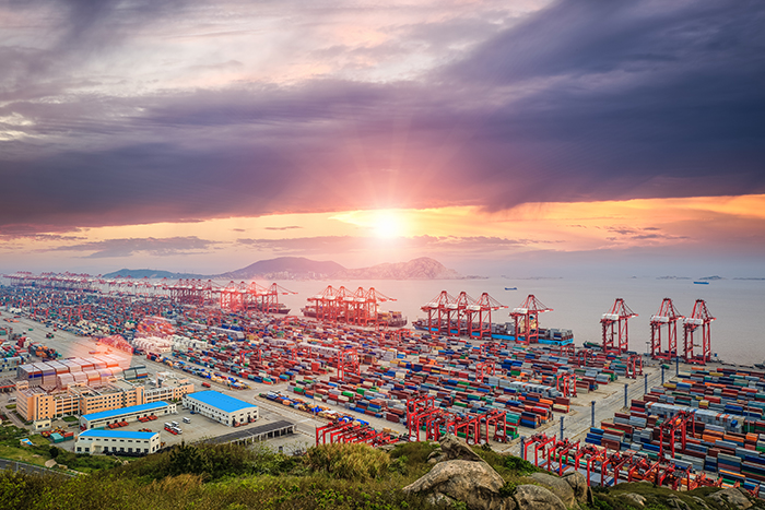 Top 50 global container port rankings 2018