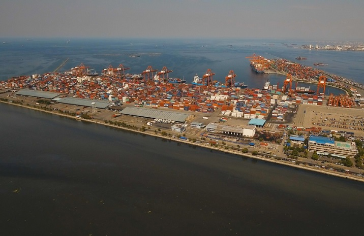 Port of Manila Congestion: Volume, holidays delay cargo at