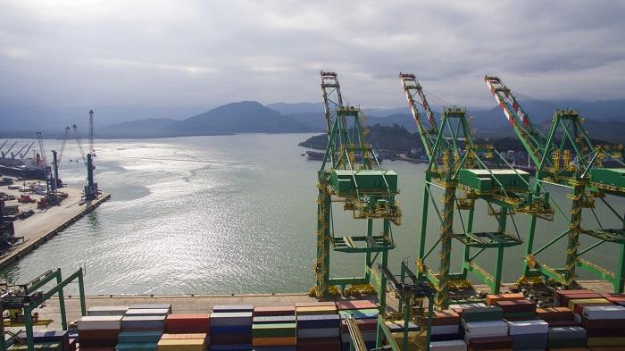 The Asia-ECSA trae lane has been volatile.