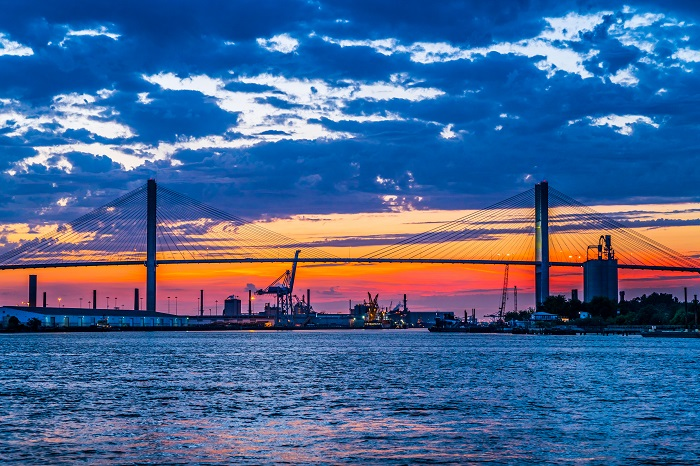 US Trade: Savannah dredging halfway complete, inner harbor is next