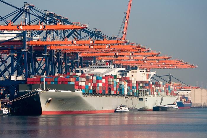 Afbeeldingsresultaat voor port of rotterdam