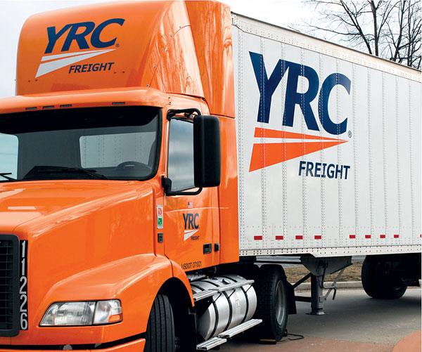 YRC Freight Doubling Down on Density | JOC com
