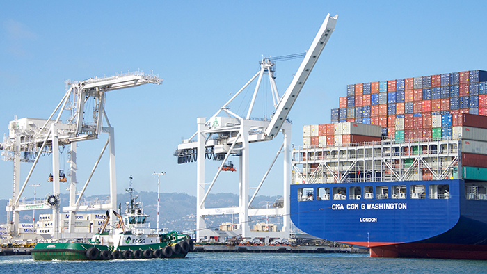Oakland terminal consolidation a West Coast model and