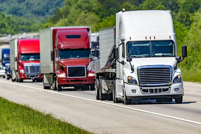 Us Trucking Us Truck Shippers Prep For Higher 2019 Spending