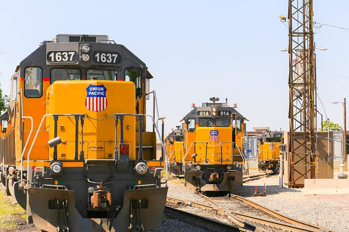 Analysis Private Us Domestic Intermodal Fleets Outperform Rail Owned
