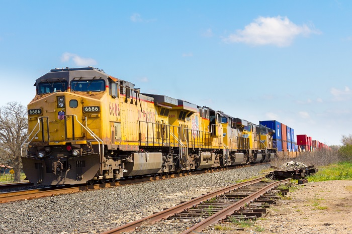Intermodal Container: Union Pacific CEO sees no long-term intermodal