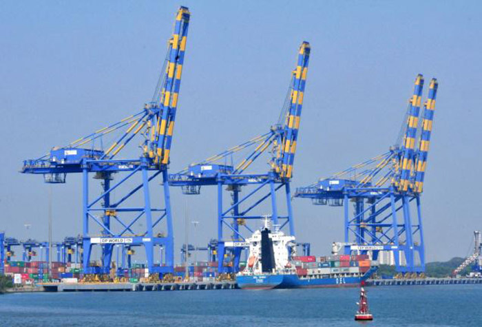 DP World Cochin cuts free time for imports to relieve congestion ...