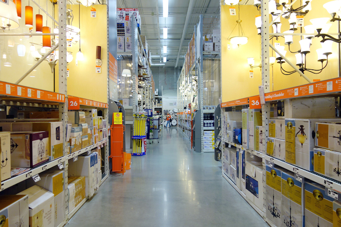... The Home Depot photo of: Sales/ Customer Service ...