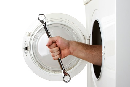 washer installation