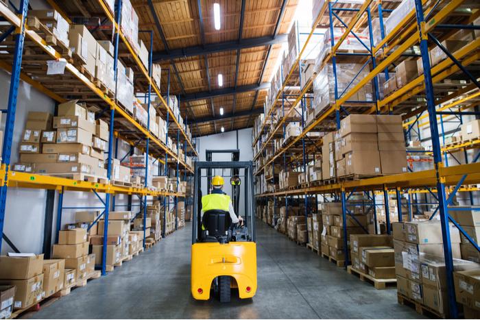 Industrial real estate: Warehouse vacancy low despite