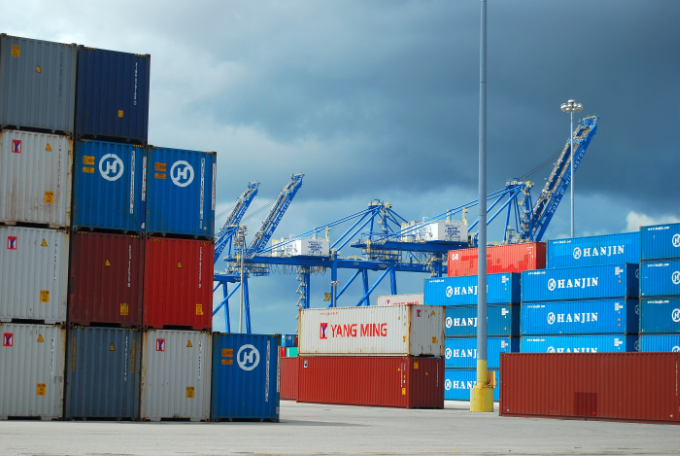 Expanded services boost container traffic at NC Port of Wilmington