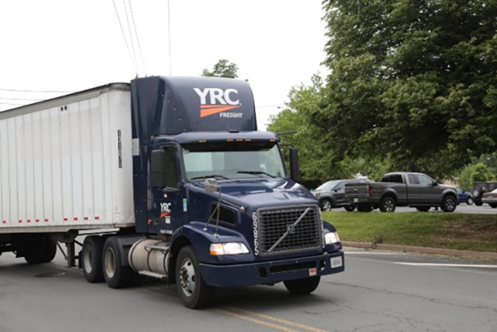 YRC Freight to pay Teamsters $1 million for contract breach