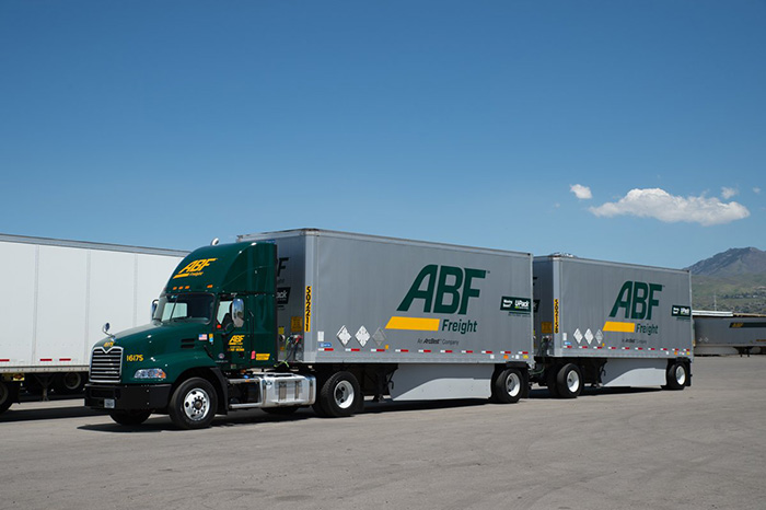 ABF Freight hopes to narrow the gap between the costs of e-commerce shipment handling and the rates it recieves for such shipments.