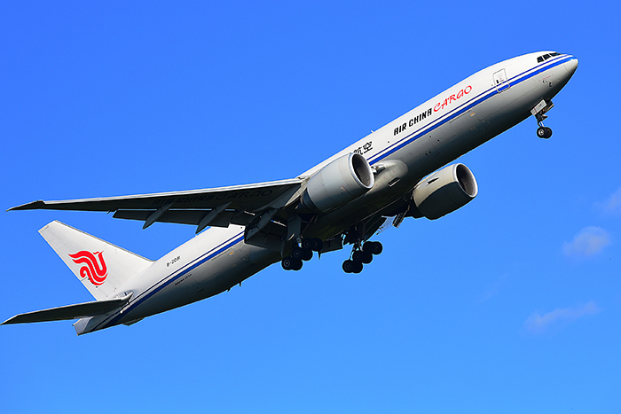 China-US air cargo rate heads for stunning new high   JOC com